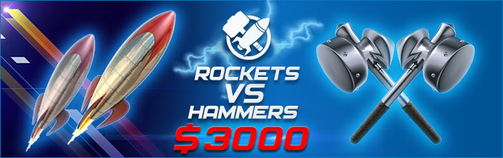 Rocket vs Hammers